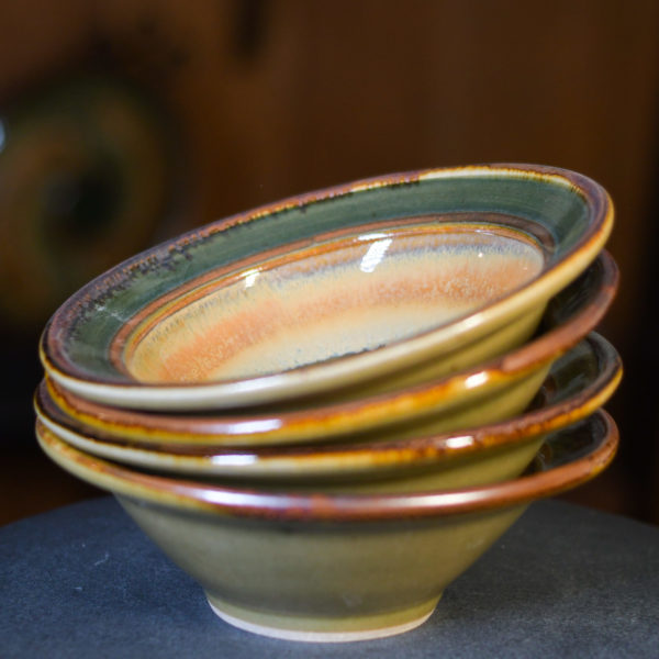 Sagebrush Salad Bowl Stack of 4