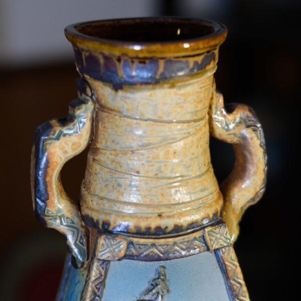 Landscape Ritual Vase Detail