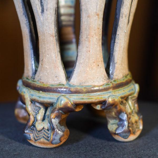 Forest Vase Foot Detail
