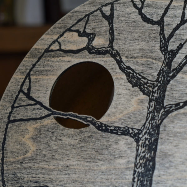 Tree Branch Sound Hole